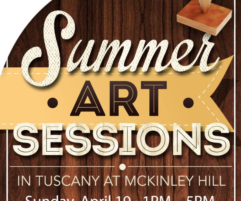 Summer Art Sessions