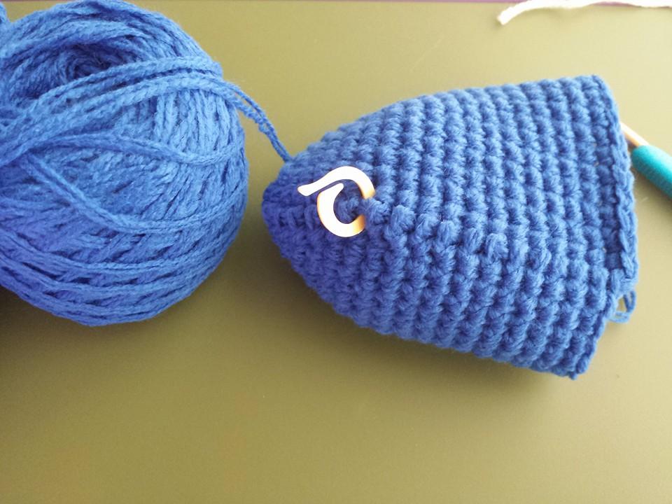 crocheted slippers 1