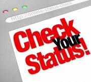 social security disability application status