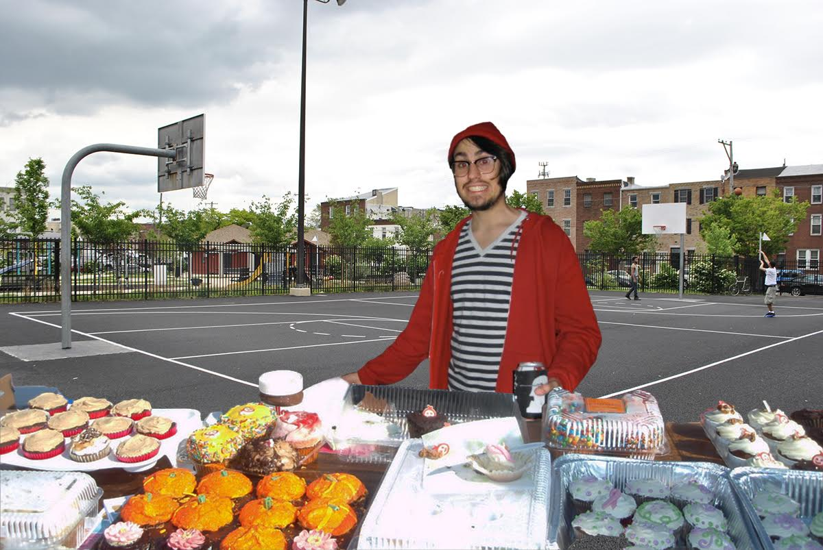 West Oakland Punks Hold Vegan Bake Sale to End Gentrification
