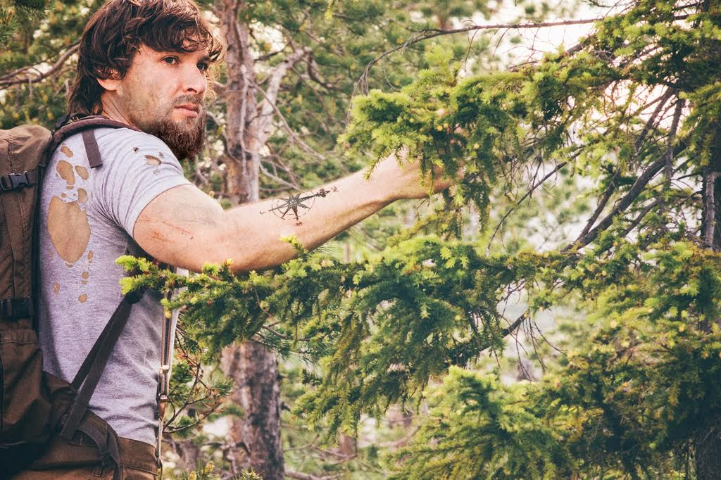 Nautical Compass Tattoo Saves Lost Man