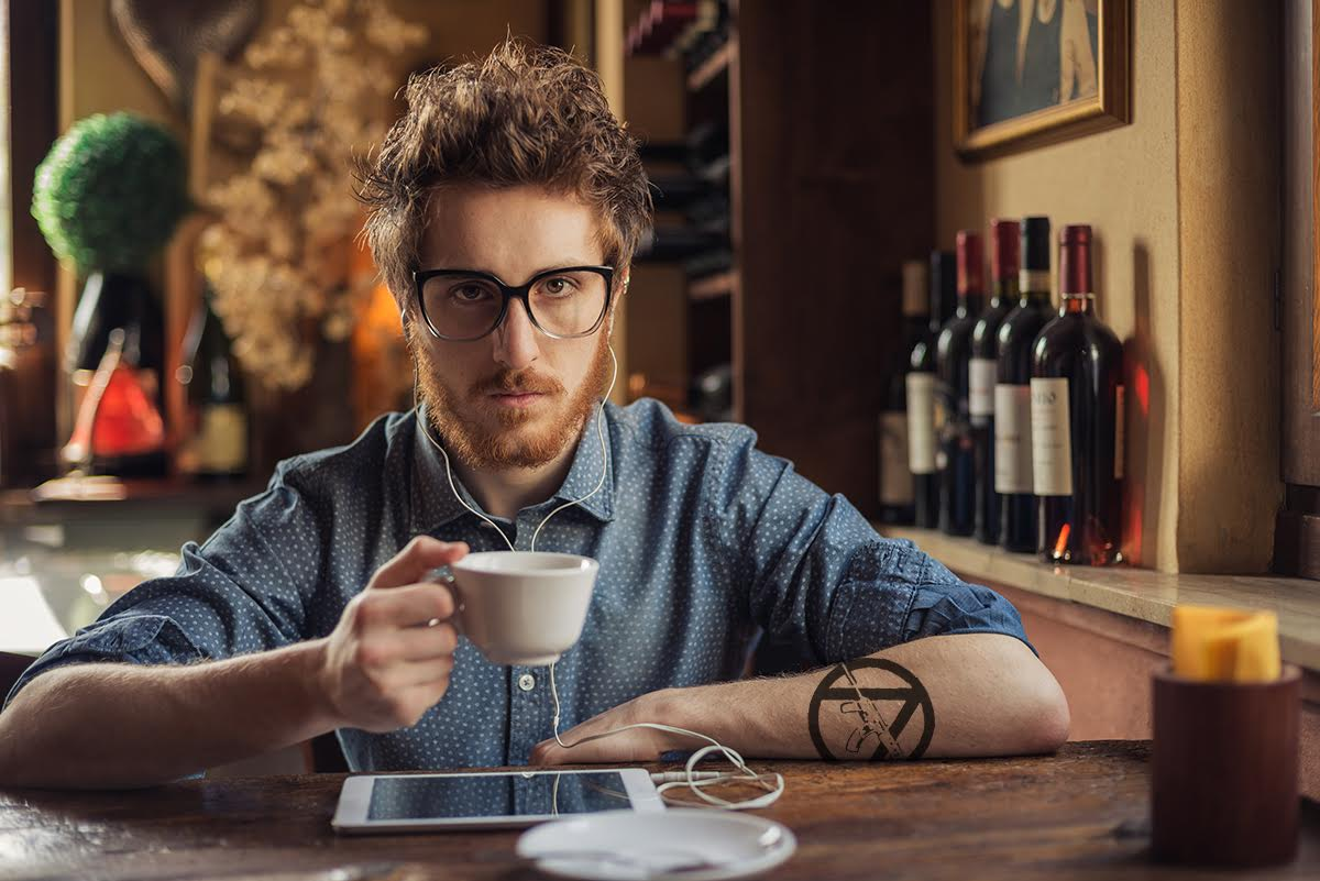 Coffee Snob Also Snobby About Everything Else