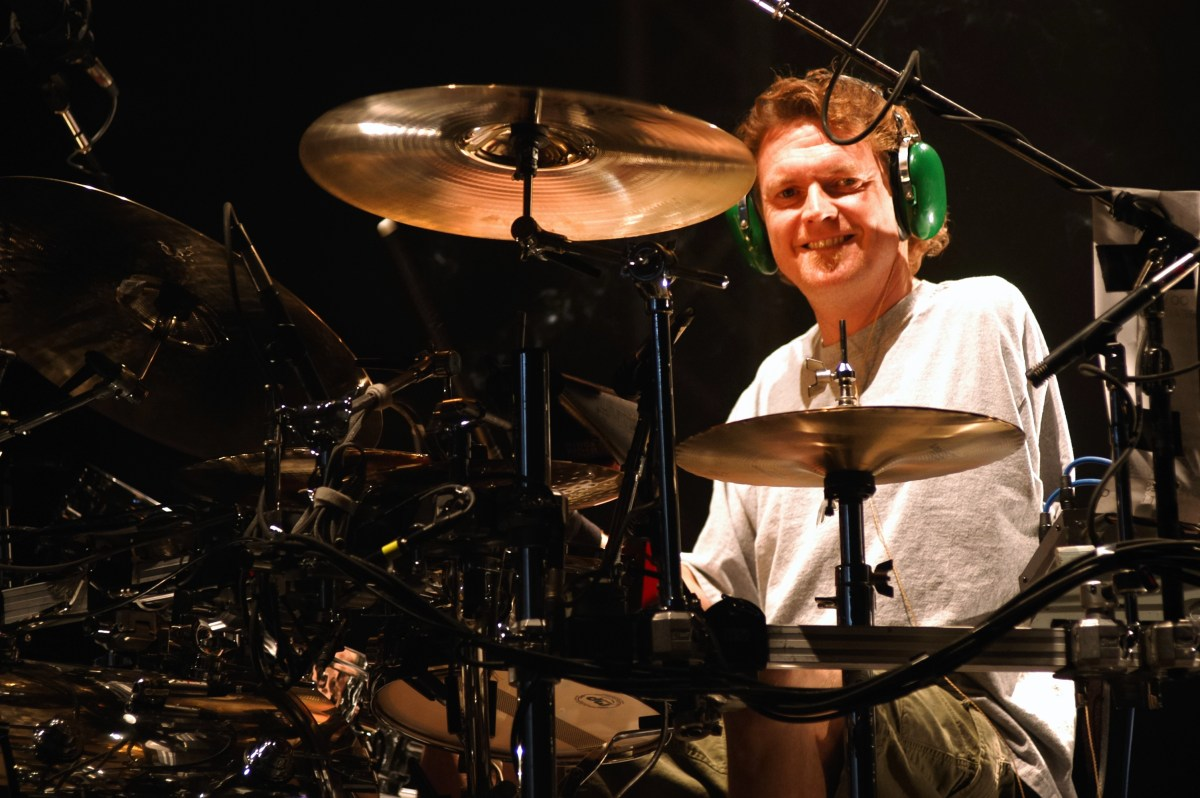 Def Leppard Drummer Would Love to Talk About Something Else
