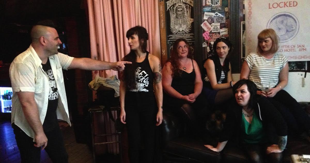 Male Feminist Demands More Female Participation in Scene