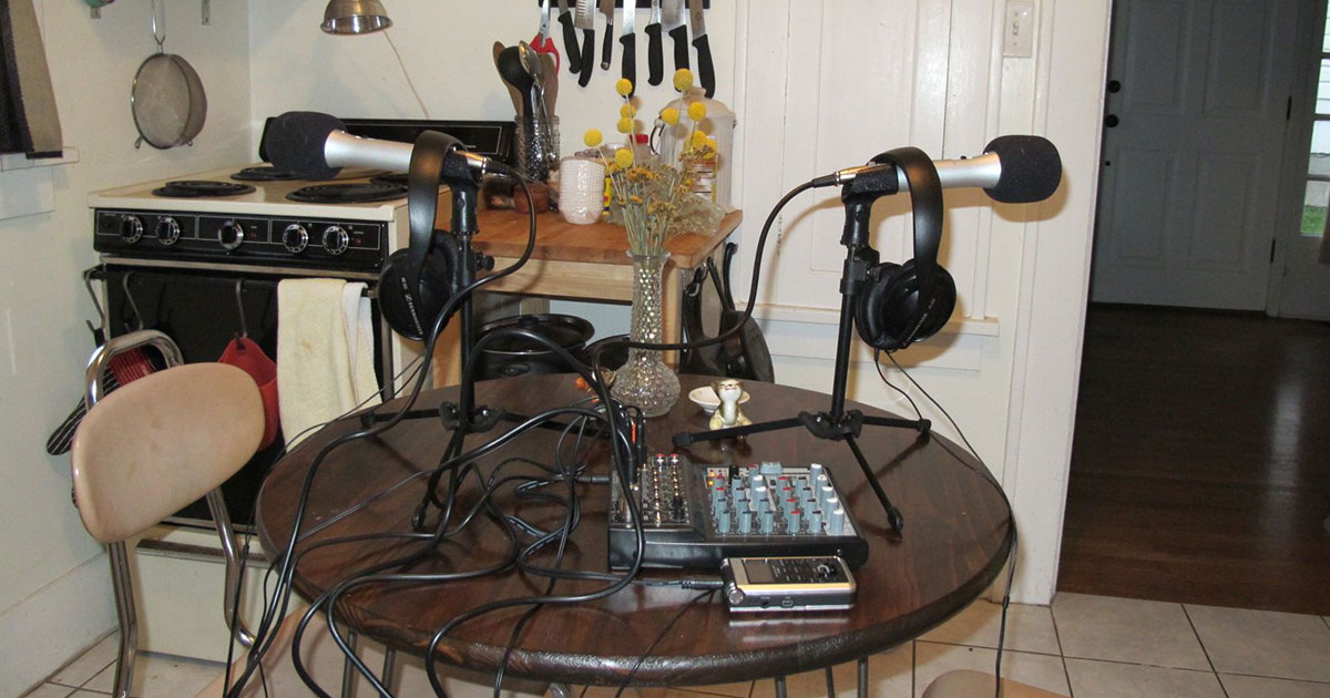 For Sale: Podcast Equipment, Never Used