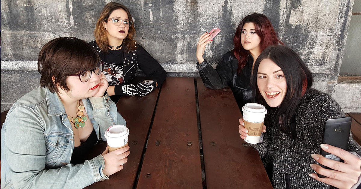 Band Girlfriends Set to Create Uneasy Friendship out of Obligation