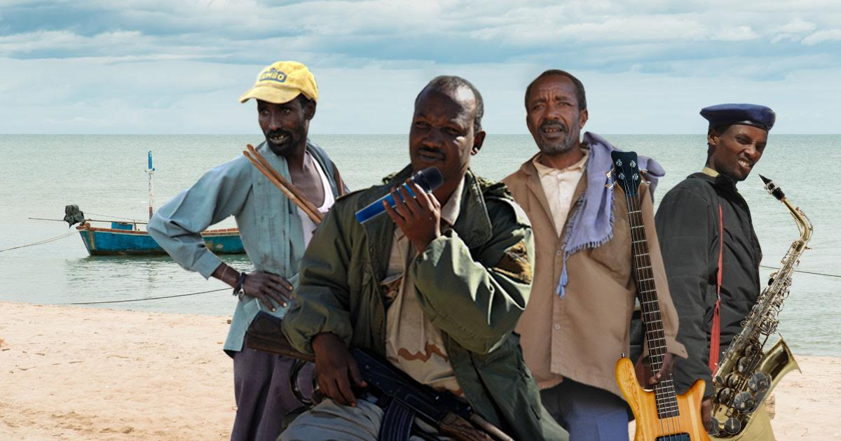 Somali Pirates Hijack Yacht Rock