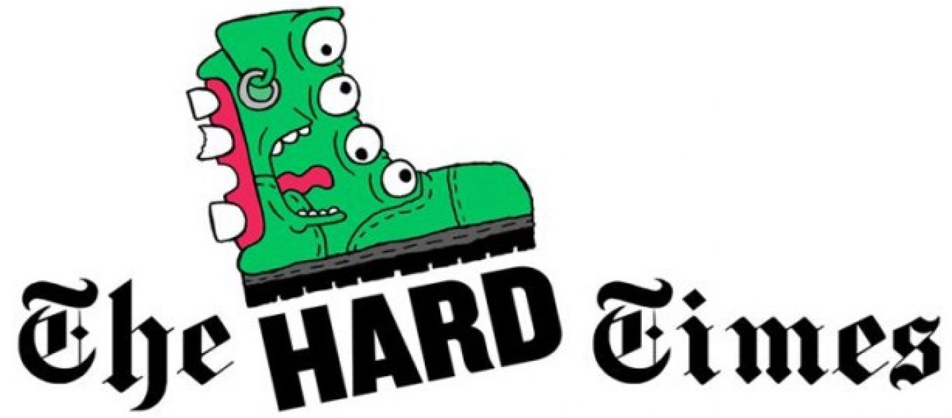The Hard Times - Punk News Comin' Your Way!