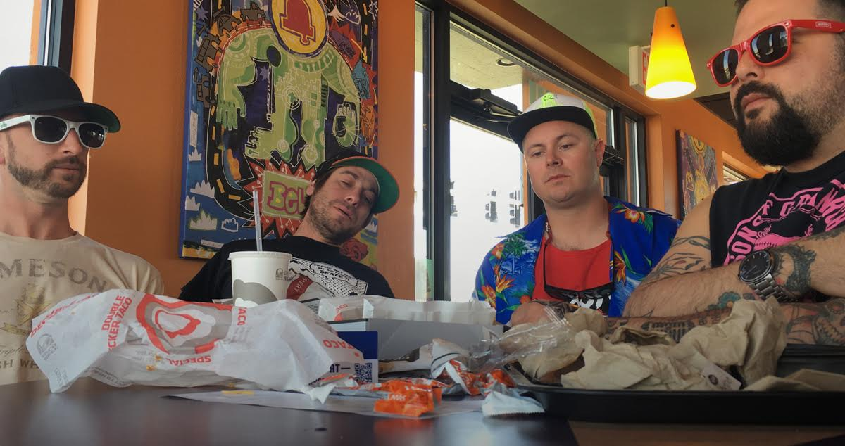 Ninth Day of Tour Marks 15th Straight Day of Taco Bell