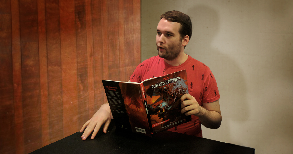 Group Finally Schedules Conversation about How Much Fun It Would Be to Play D&D Some Time