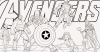 Marvel Announces Coloring Book Edition of Avengers So You ...