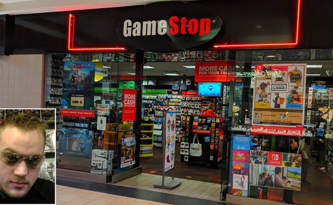 Gamestop Employee Worried Middle Aged Woman Is Buying M