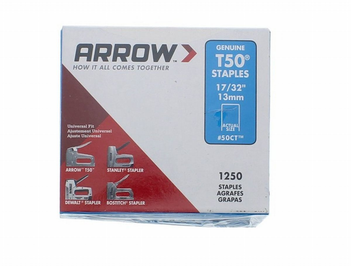 Arrow T50m Staples