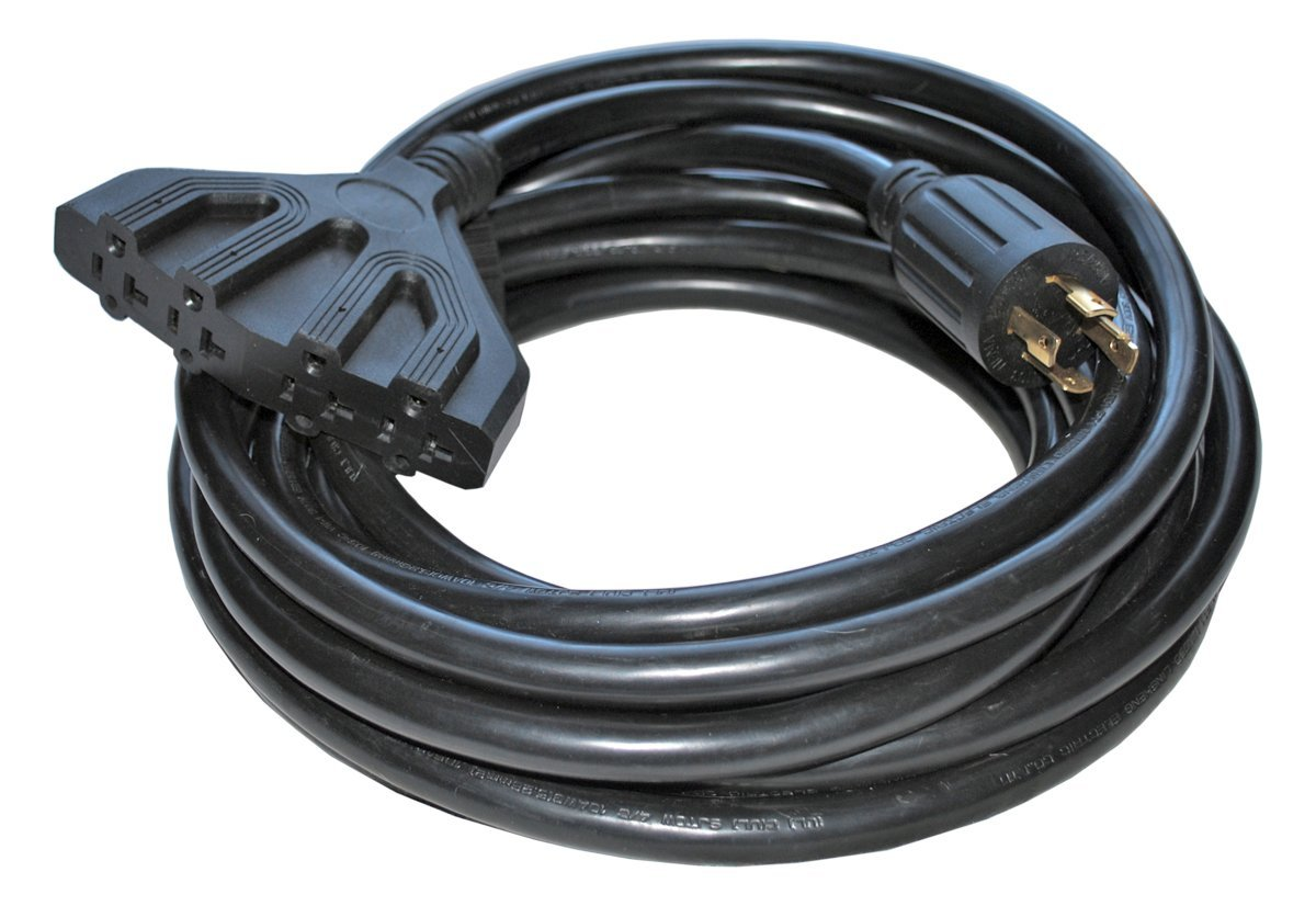 hight resolution of generator power cord black at lowest price