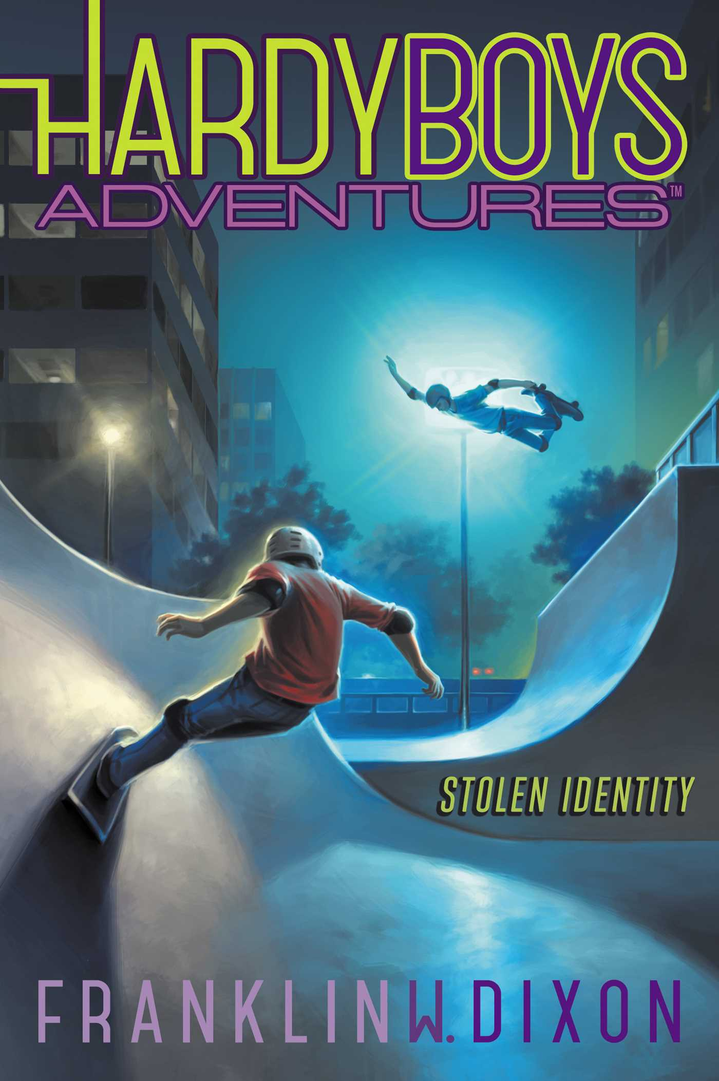 Hardy Boys Adventures #16 Stolen Identity – Cover Art and Details