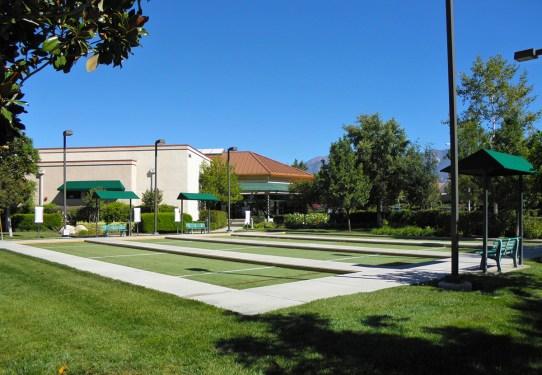 Solera Beaumont California Shuffleboard