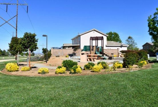 Stetson Park Beaumont Ca