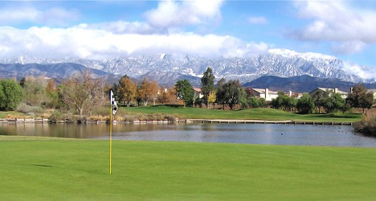 Oak Valley Golf Course Beaumont Cal