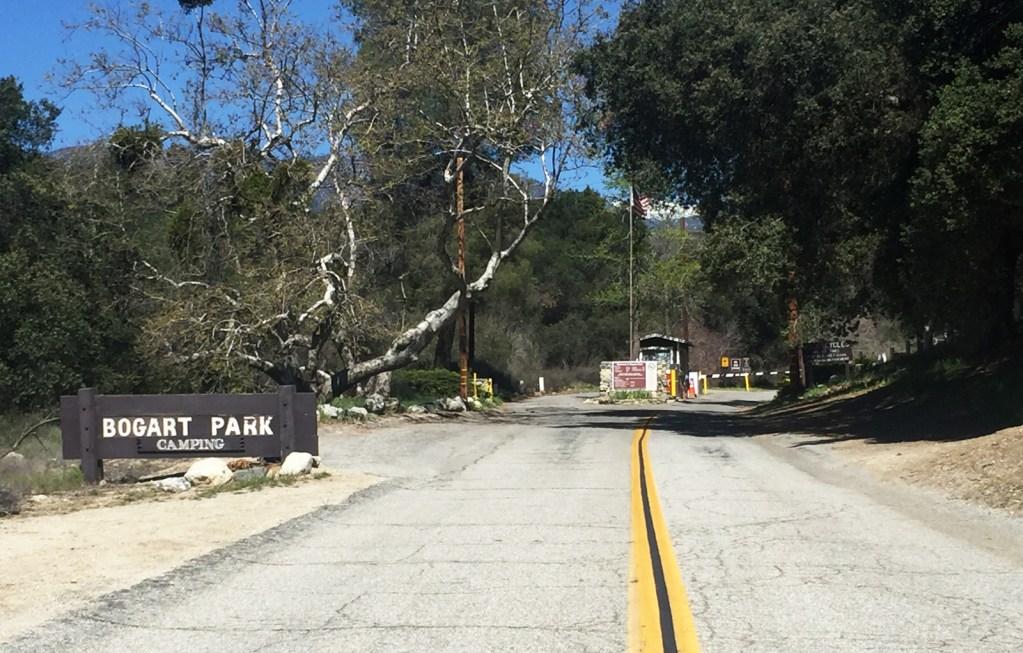 Bogart Park Cherry Valley Ca