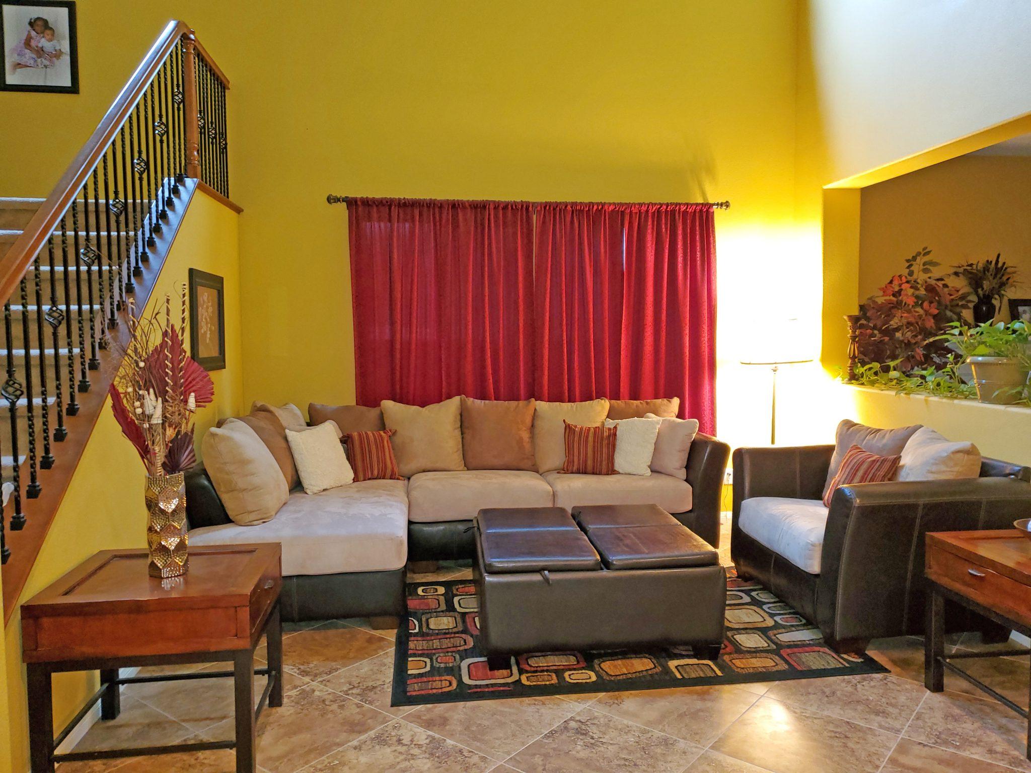 123 Boston Ave., Beaumont, Ca. 92223 Living Room
