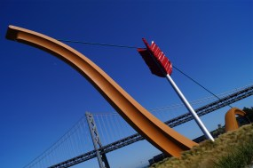 cupid's span - photo courtesy of The Harrises of Chicago
