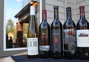 Al fresco wines