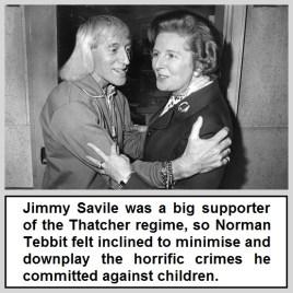 Thatcher Savile Tebbit