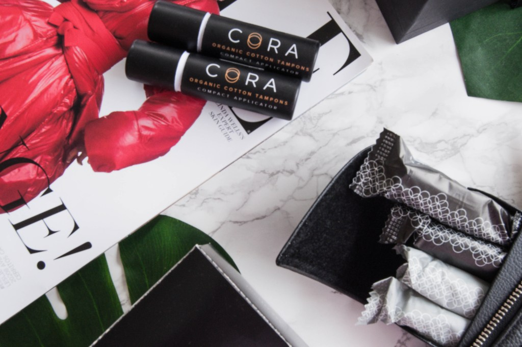 Cora women is a brand focused on providing #fearlessperiods for ALL women, Hautemommie agrees.