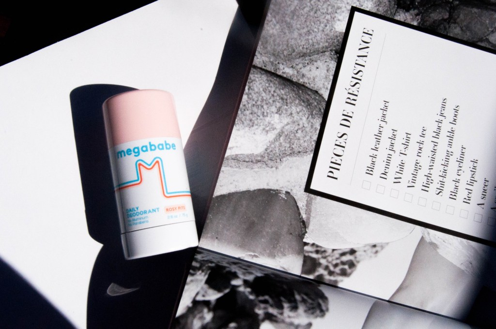 This Natural Deodorant That Is A Mega Must Have