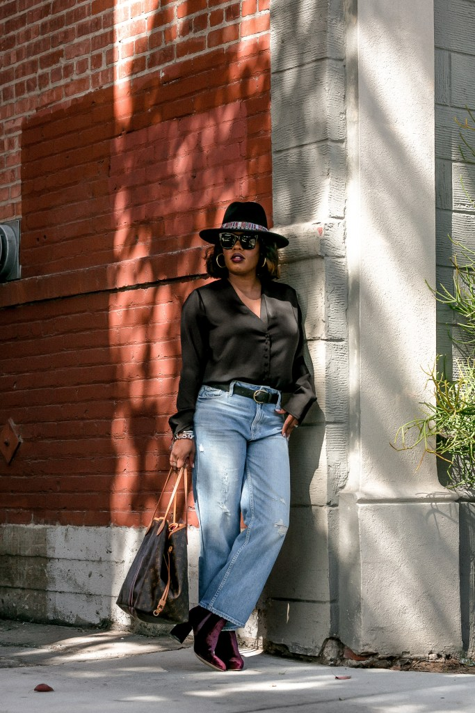 Hautemommie rocks Paige denim to show how she elevates the basics in her closet!