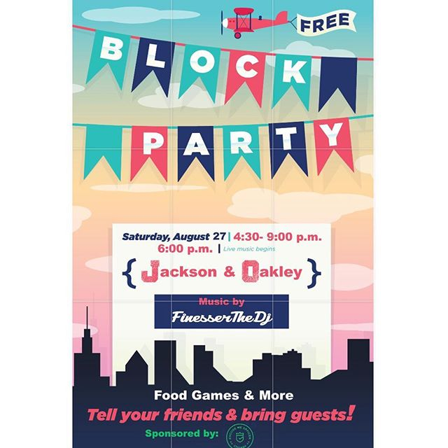 XMO Block Party August Events in Chicago feature on The Haute Seeker 2016