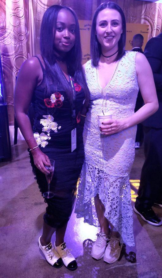 Noelle Mathis and Maleah Land Ambassadors at K4TC New York
