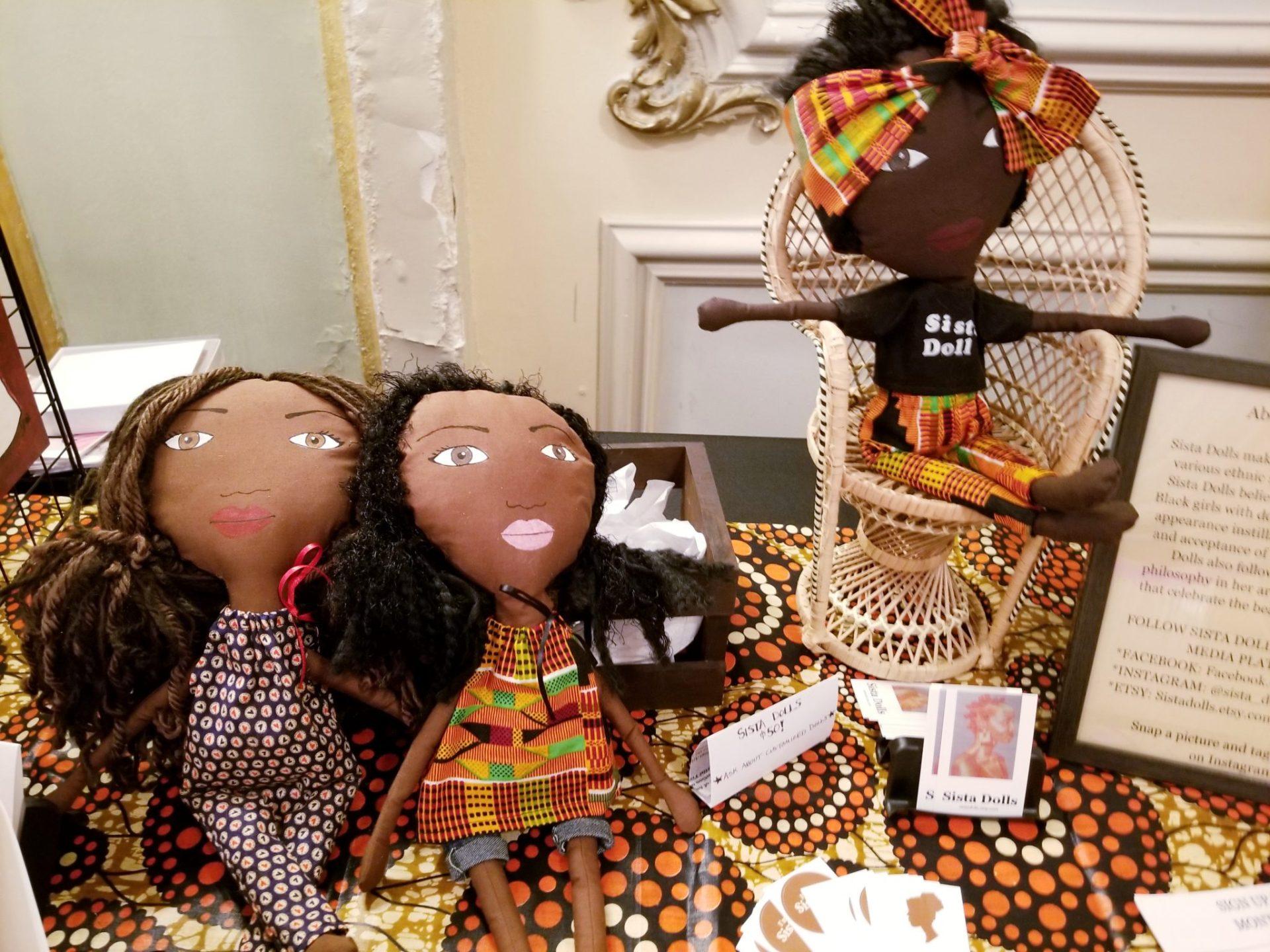 sistah dolls