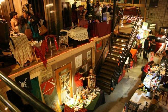 undergroundartmarket_weekend_11/17_4