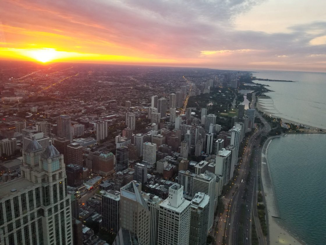 Chicago-Summer-Solstice-John-Hancock-June-