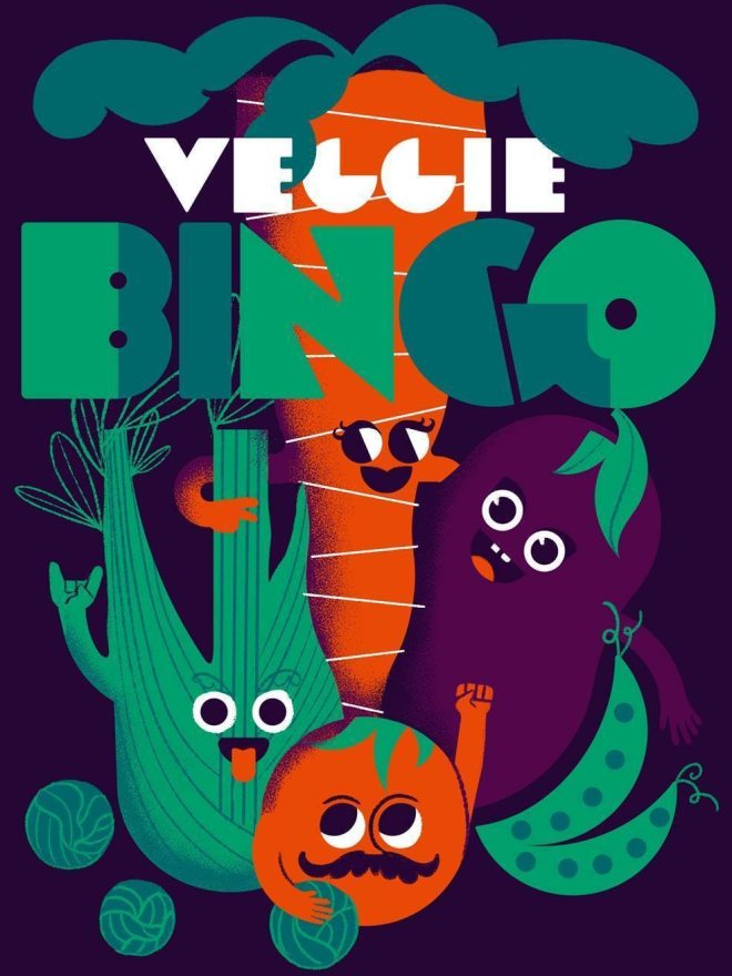 Chicago-Veggie-Bingo-Weeknight