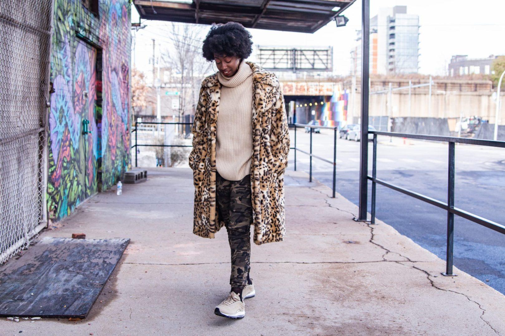 leopard-coat-camo-pants-mix-together