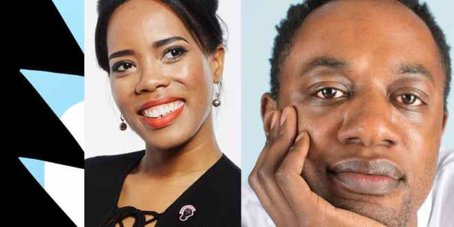Two african-american professors featured in a lecture hosted by columbia college chicago featured in The Haute Seeker