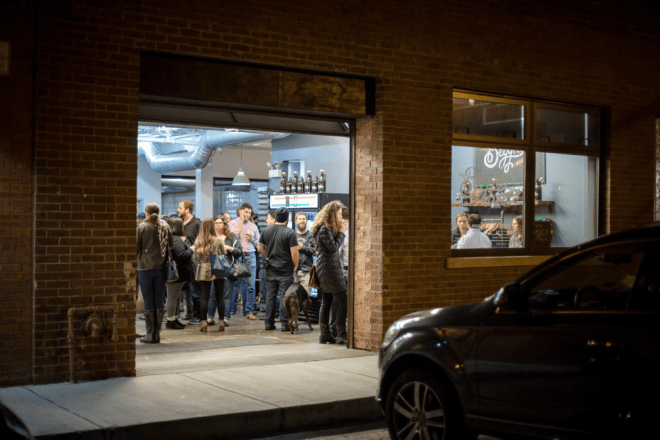Begyle Brewing Company in Ravenswood featured on The Haute Seeker