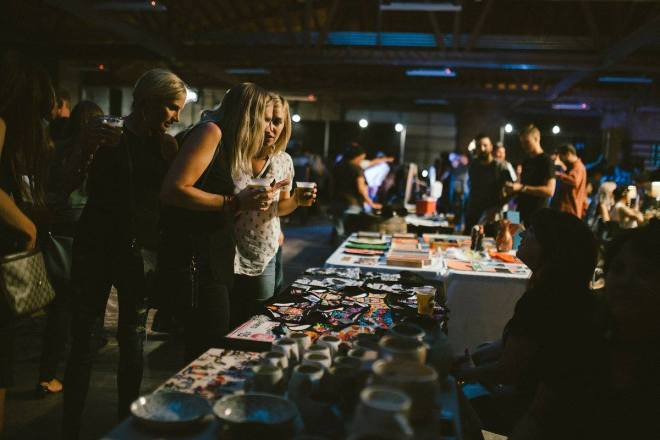 SAUCED Night Market at House of Vans feature in The Haute Seeker Chicago June Events Guide 2019