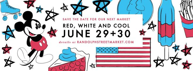 Randolph Street market as featured on The Haute Seeker in July 27th - 30th 2019 events in Chicago