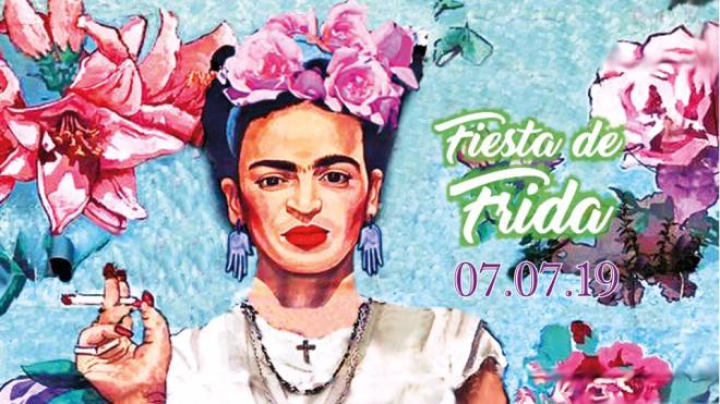 Fiesta De Frida The Haute Seeker July Events Guide to Chicago 2019