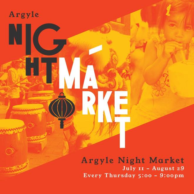 Argyle Night Market in Chicago feature on The Haute Seeker