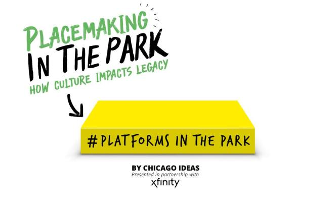 Chicago Ideas featured in the Weekend Seekers Guide August 1st - 4th on The Haute Seeker