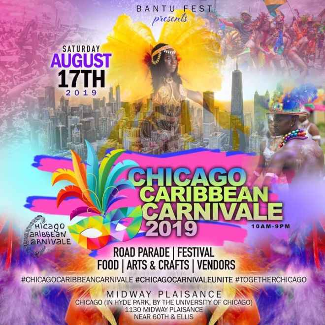 Chicago Caribbean Carnivale Fun Things to Do this Weekend in Chicago