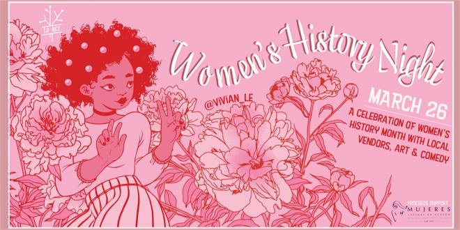 Women's History Night at Lo Rez Brewing and Taproom as featured in Women's history events on The Haute Seeker
