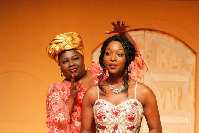 Black Ensemble Theater feature in Seek like a Local with Tanya Taylor
