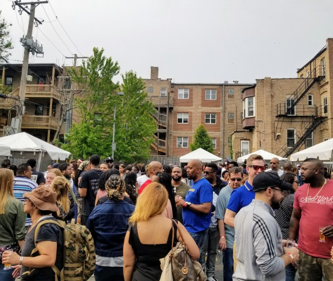 Hyde Park Brew Fest now Hyde Park Summer Festival Chicago festivals The Haute Seeker