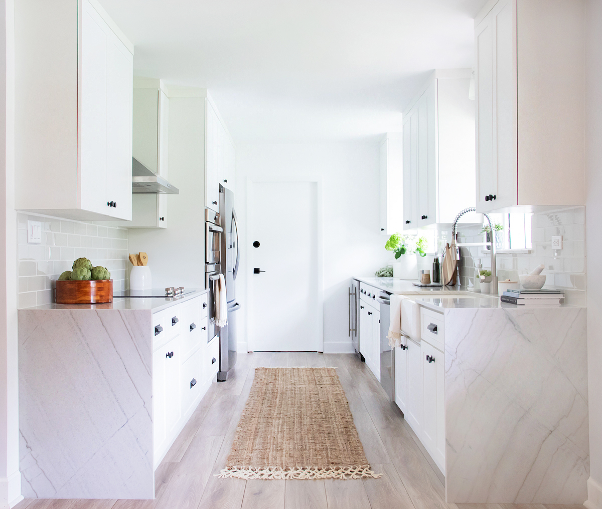 7 Tips For Making The Most Of A Galley Kitchen Haven