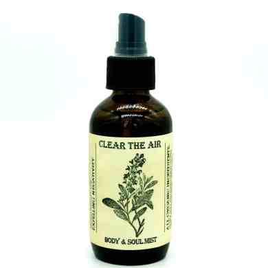 clear the air smudge spray